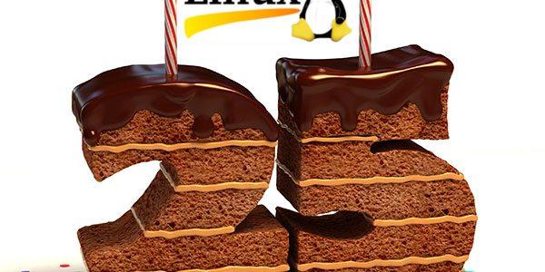 Linux: 25 Χρόνια !