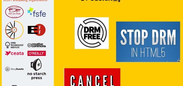 Διεθνής Ημέρα κατά του DRM – 3 Μαΐου 2016