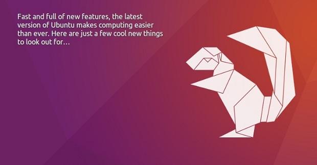 Διαθέσιμη η σταθερή έκδοση του Ubuntu 16.04 LTS